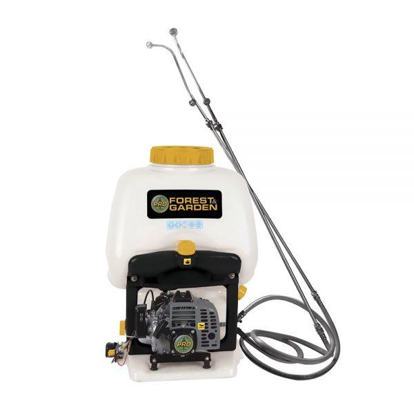 Pulverizador / Fumigador A Gasolina 25.4Cc 25Lts-FOREST AND GARDEN - El Cuarto de Herramientas