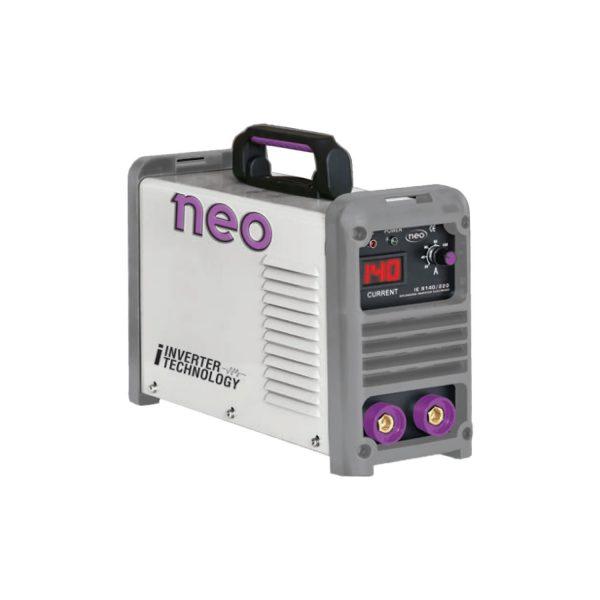 Soldadora Inverter Electrodo 140 Amp Ie 9140/220M-NEO - El Cuarto de Herramientas