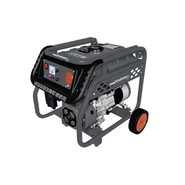 Generador Bencinero 2,9 Kw 220 V Ge83300/50-GLADIATOR - El Cuarto de Herramientas