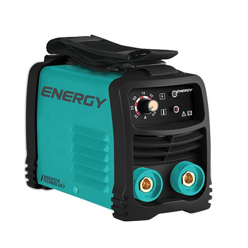 Soldadora Inverter Electrodo 100 Amp I100/220-ENERGY - El Cuarto de Herramientas