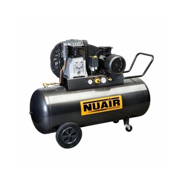 Compresor 3,0 Hp 200 Litros B3800B/3M/200-NUAIR - El Cuarto de Herramientas
