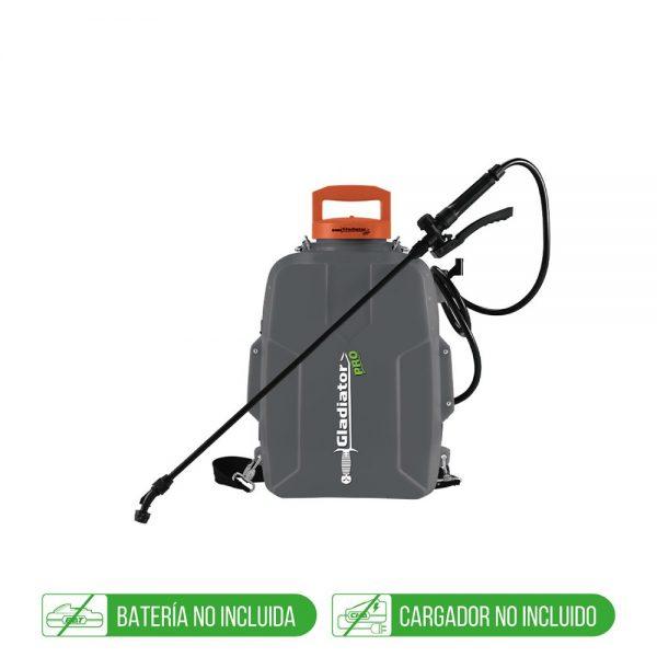 Fumigador Inalambrico 18V Sin Bat Fr 812/18-GLADIATOR - El Cuarto de Herramientas