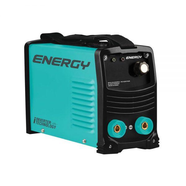 Soldadora Inverter Electrodo 200 Amp I 200/3/220-ENERGY - El Cuarto de Herramientas